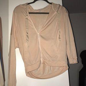 🌸 Princess Tam Tam X Uniqlo zip up hoodie